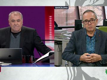 """Joan Coscubiela: """"La izquierda desunida pierde la capacidad de crear una hegemonía ideológica y así no se puede ganar las elecciones"""""""