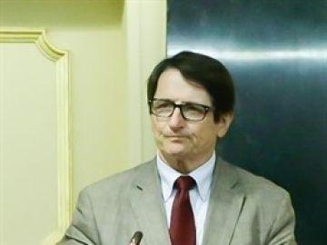 Manuel de la Rocha, precandidato a las primarias en Madrid