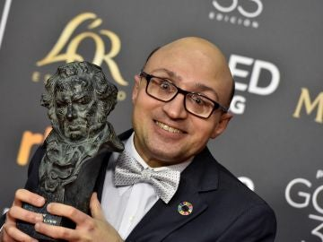 Jesús Vidal, actor de Campeones