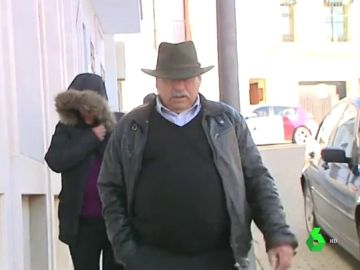 Manuel Montoya, padre del autor confeso del crimen de Laura Luelmo
