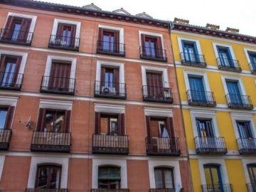 Imagen de archivo de viviendas