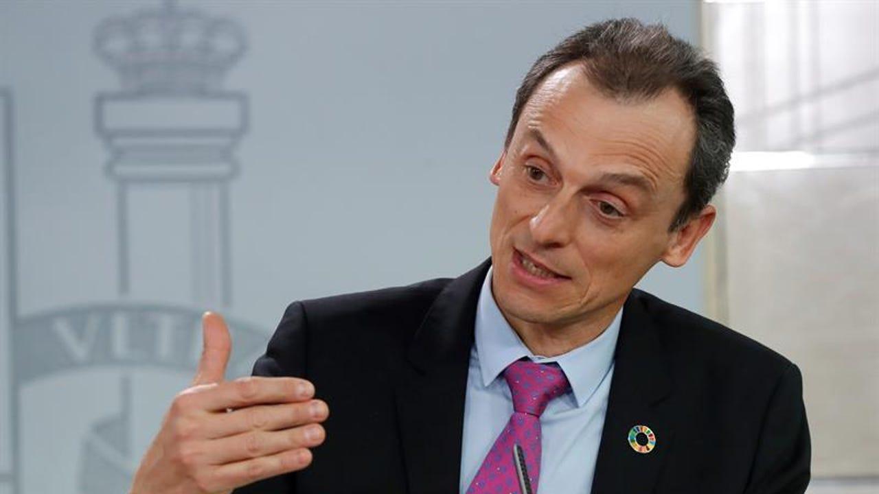 El ministro de Ciencia e Innovación