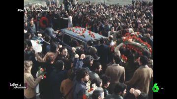 La Transición olvida a más de 500 muertos, muchos de ellos ciudadanos que lucharon por traer la democracia