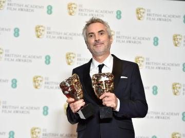 El director Alfonso Cuarón