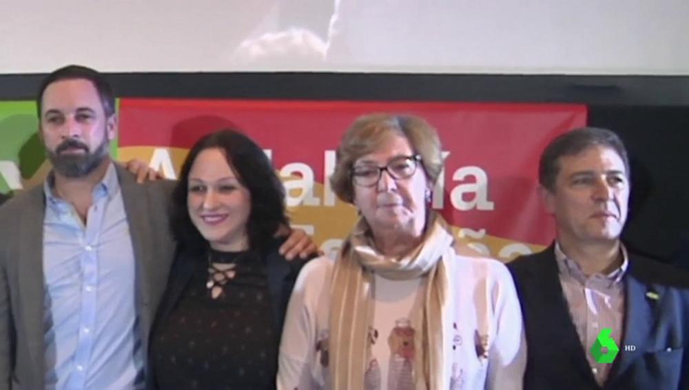 La nueva presidenta de la Comisión de Memoria Histórica en Andalucía homenajeó a Primo de Rivera