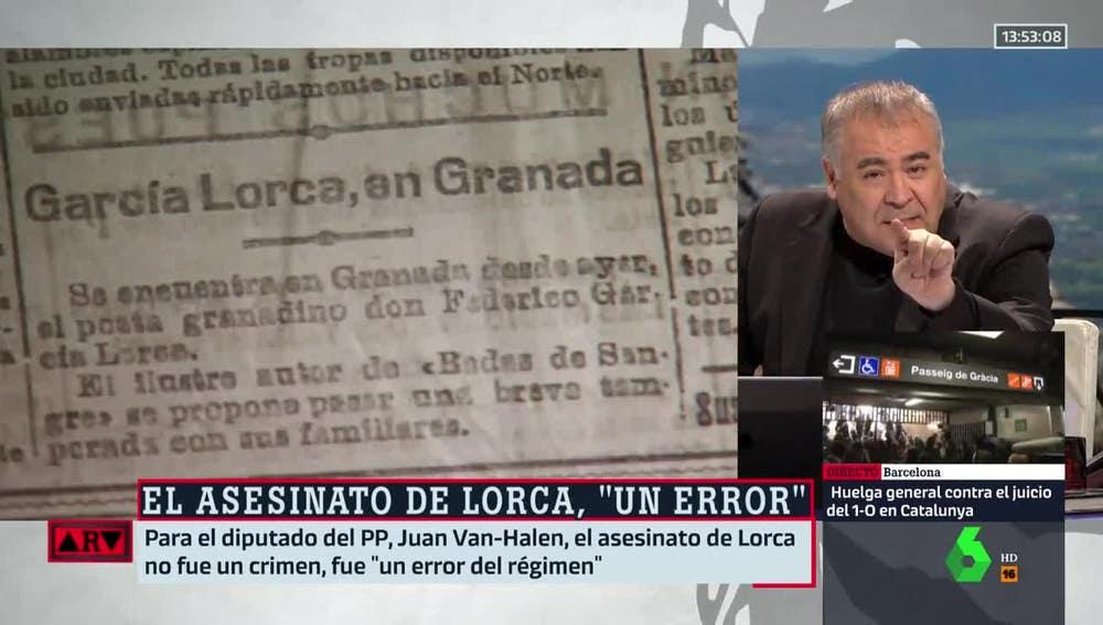 Antonio García Ferreras en ARV