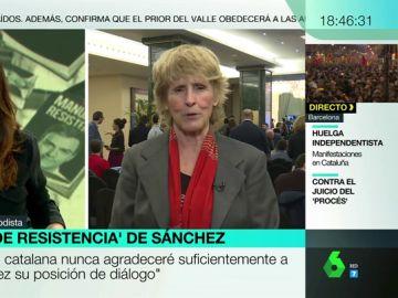 "Mercedes Milá: ""No me hables de Franco que se me revuelve el estómoago"""