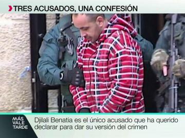 Uno de los sicarios declara que solo tenían intención de dar un susto a Javier Ardines