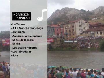 ¿Qué canción representa más a España?