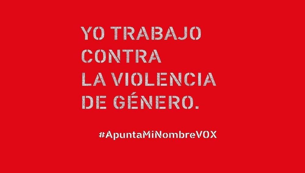 #ApuntaMiNombreVOX