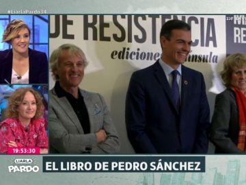 """""""¿Por qué dice que cambiaron el colchón si Rajoy dice que lo donó?"""": la pregunta de Troya a Sánchez que hace estallar en carcajadas a Jesús Calleja"""