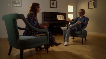 Mamen Mendizábal con James Rhodes
