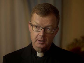 El asesor del papa Hans Zollner