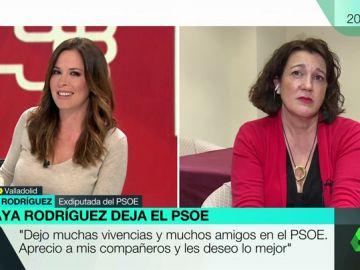 Soraya Rodríguez en Más Vale Tarde