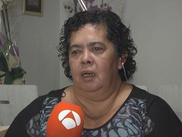 La madre de Romina Celeste