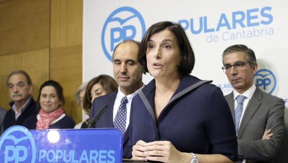 La alcaldesa de Santander Gema Igual