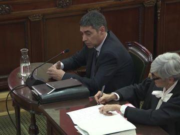 Trapero se ofreció al TSJC a detener a Puigdemont y al Govern tras la DUI