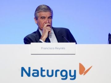 El presidente de Naturgy, Francisco Reynés