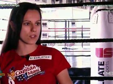 """Joana Pastrana: """"Mi familia pensaba que era un pasatiempo, pero cuando vieron que el boxeo era lo mío, no les quedó otra que apoyarme"""""""