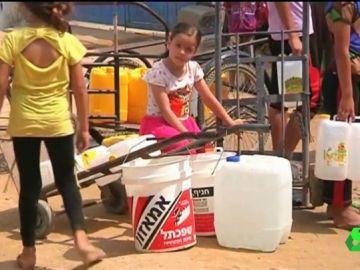 El uso del agua potable como arma de guerra hará que Gaza sea inhabitable en 2020