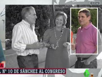 Renuncia el número 10 de Sánchez, Lorenzo Sánchez Gil, tras saberse que cobró 3.000 euros al mes de Marjaliza