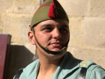El legionario mallorquín fallecido, Alejandro Jiménez Cruz.