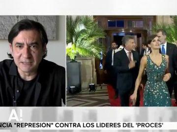 La reflexión de Ángel Antonio Herrera sobre la reina Letizia y Juliana Awada