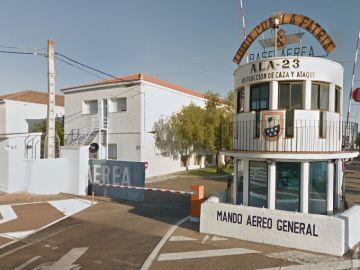 Base Aérea de Talavera la Real