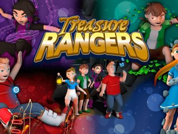 Videojuego Treasure Rangers