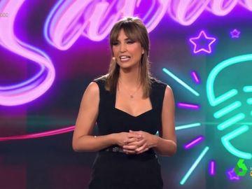 """El 'speach' de Sandra Sabatés para celebrar los 2.000 programas de El Intermedio: """"Estamos orgullosos de ser Gay Friendly, feministas y abogar por la justicia"""""""