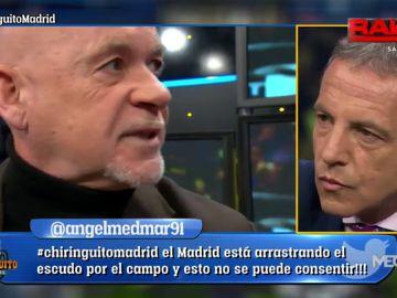 """Alfredo Duro: """"Hoy el madridista se va a dormir pensando que el equipo ha perdido el amor propio"""""""