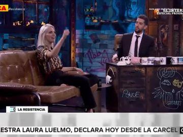 Amaia Salamanca y David Broncano