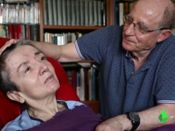Ángel Hernández y María José