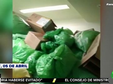 Desconvocan la huelga de trabajadores de limpieza en el Hospital Clínico San Carlos de Madrid