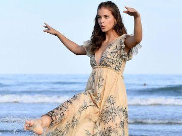 La modelo Barbara Palvin