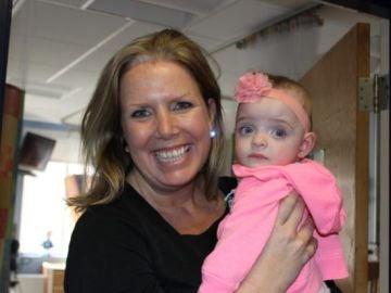Liz Smith y Gisele en una foto de archivo.