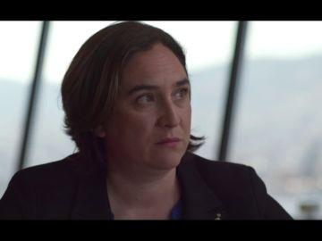 """La explicación de Ada Colau al crecimiento de la inseguridad en Barcelona: """"Faltan mossos y muchos están ahora en manifestaciones"""""""