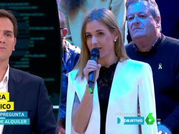 Miren, de Euskadi, pregunta a Albert Rivera