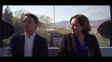 La entrevista de Jordi Évole a Ada Colau y Manuel Valls en diez titulares