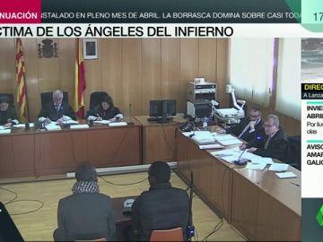 Dos miembros de los 'Ángeles del Infierno', ante el juez por una agresión racista