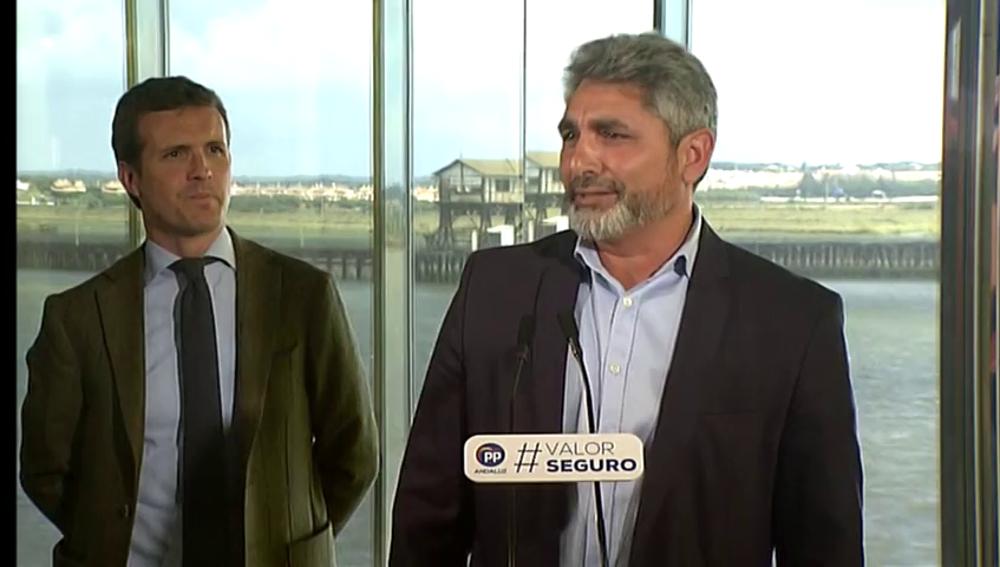 "Los lapsus de Juan José Cortés: ""Pedro Iglesias"""