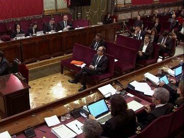 El Supremo arranca la novena semana del juicio al 'procés'