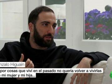 """Higuaín: """"Estoy en un momento de mi vida en el que no me duele ya nada"""""""