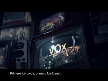 """Vox pide la retirada del video de campaña de PACMA por fomentar """"el odio y la violencia contra el partido"""""""