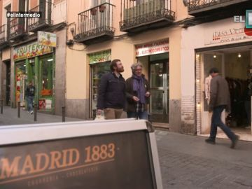 Manuel Burque se adentra en la gentrificación