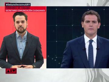 """¿Qué hay detrás del comentado silencio de Albert Rivera """"a lo Thalía""""? Fernando de Páramo lo explica en Al Rojo Vivo"""