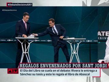 ¿Dónde terminó la tesis de Sánchez?