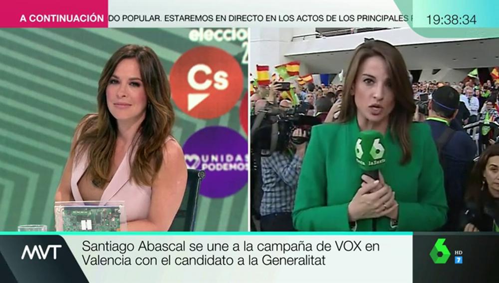 Vox llena el aforo de 5.000 personas en un acto en la Ciudad de las Artes y las Ciencias de Valencia