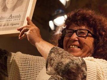 La activista Fernanda de la Figuera está acusada de cultivo y distribución de marihuana