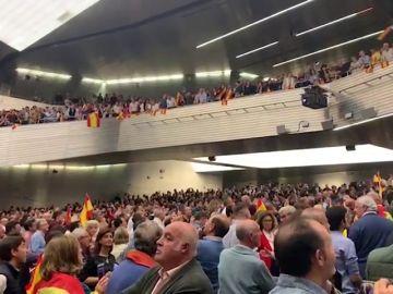 Abascal abarrota Sevilla